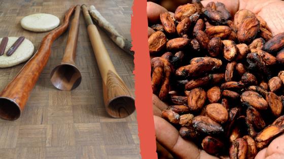 Cérémonie Cacao – Didgeridoo